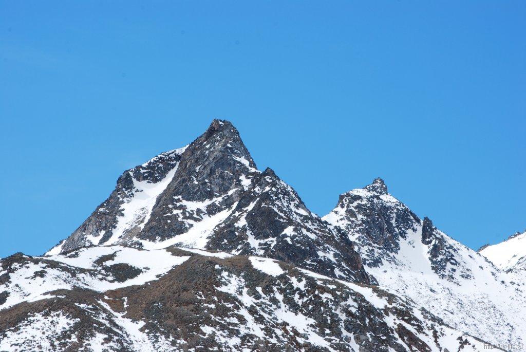Вершины Восточного Саяна