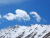 Гора это небо, покрытое камнем и снегом