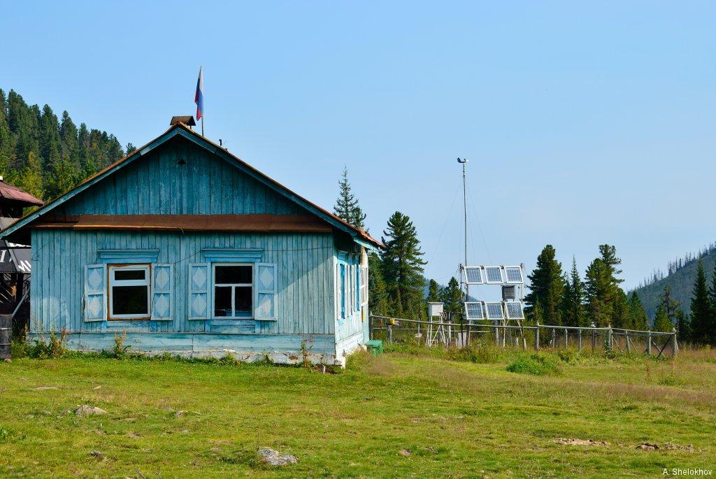 Метеостанция Хамар-Дабан