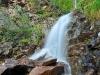 Водопады на Подкомарной