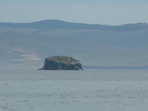 Остров на Байкале